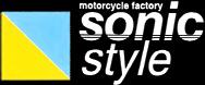 sonic style